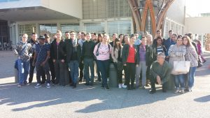 Sortie au centre Pompidou, Metz