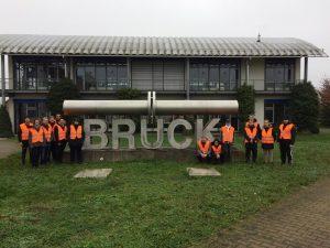 Sortie à la Firma Brück