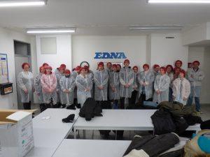 Sortie à la Firma EDNA